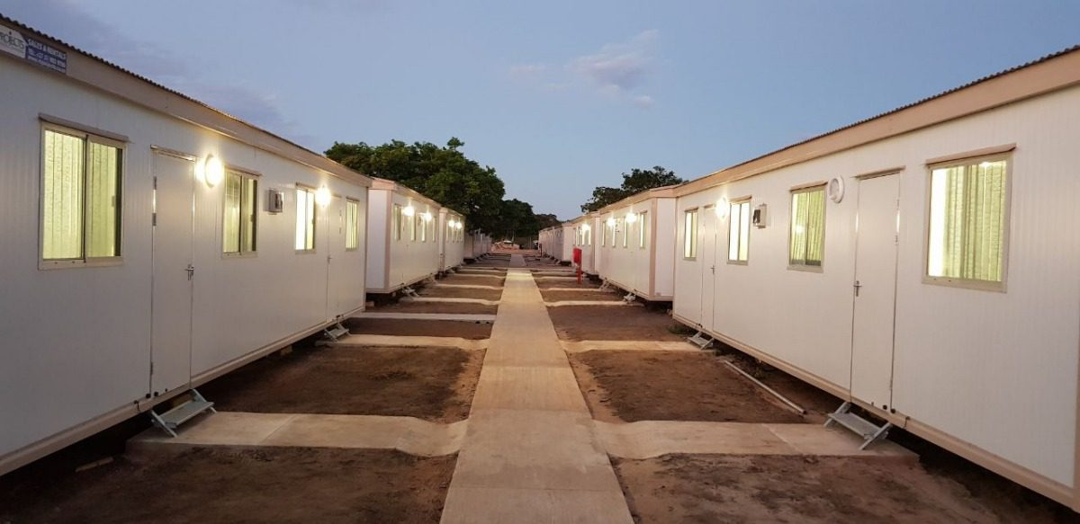 mprojects products - prefab accommodation units