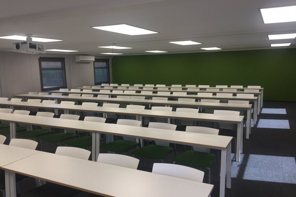 Educational Units - lecture room